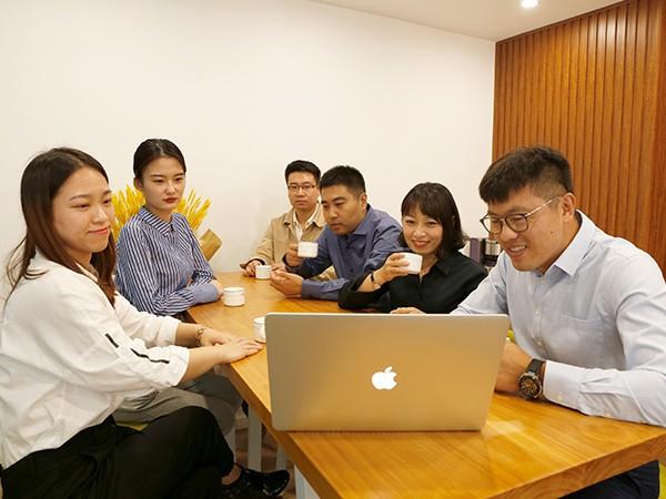 博联国际销售团队