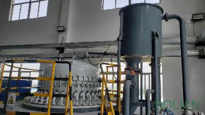 【博联过滤】叶滤机的工作周期是什么样及叶滤机滤布清洗制度