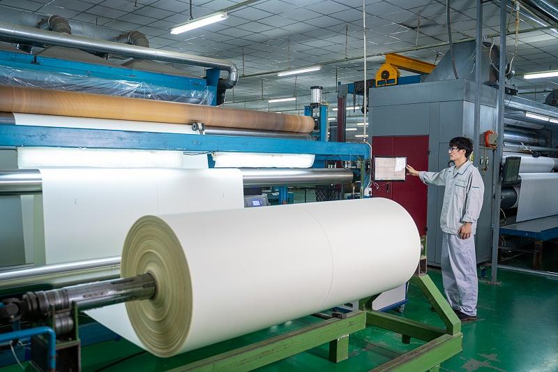 【博联过滤】常见的工业滤布织造工艺,你们知道几种?