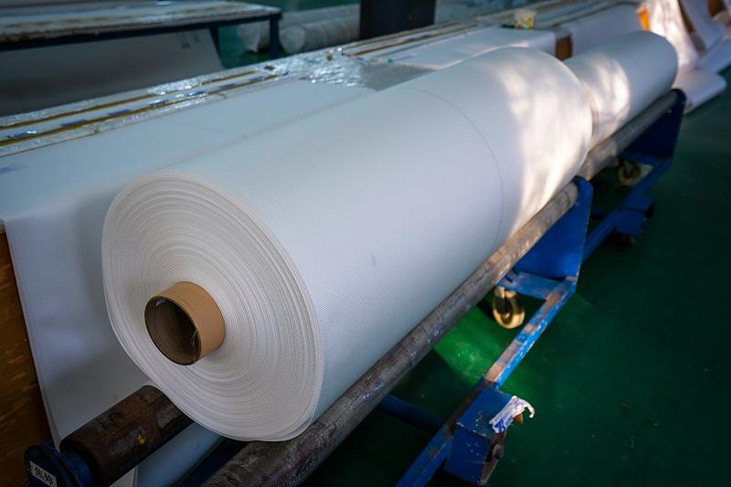 【博联过滤】过滤布厂家教你区别工业滤布的材料!
