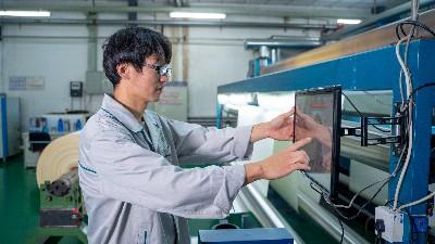 【博联过滤】为什么大多数工业滤布都要经过热定型整理?