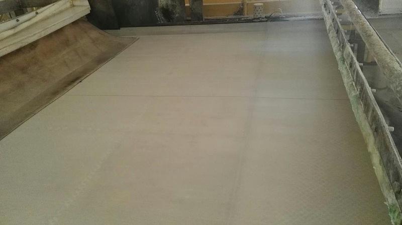 博联PP丙纶双层单丝氢氧化铝微粉过滤现场