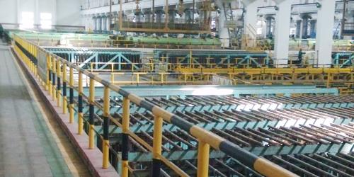 博联电解隔膜袋在金川公司电镍生产中的应用
