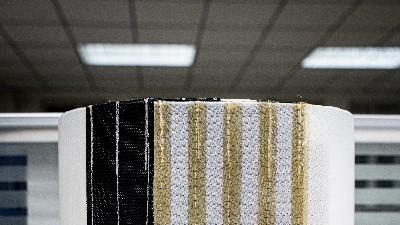 【博联过滤】涤纶双层单丝滤布的优点有哪些?