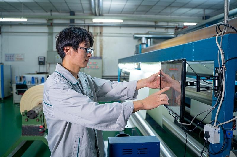 【博联过滤】工业过滤布定型处理工艺的主要因素是什么?