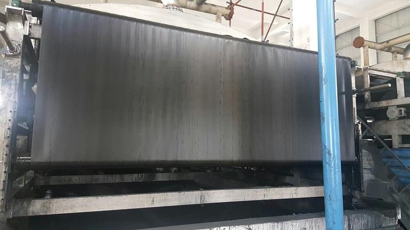 【博联过滤】水平带式过滤机是如何以工业滤布为介质,分离液固的?