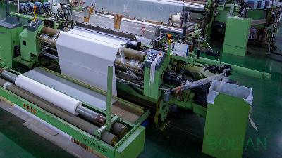 【博联过滤】织造过滤布流程-捻线的初步操作标准