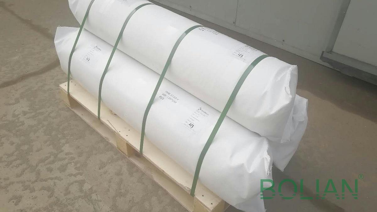 隔膜袋包装运输