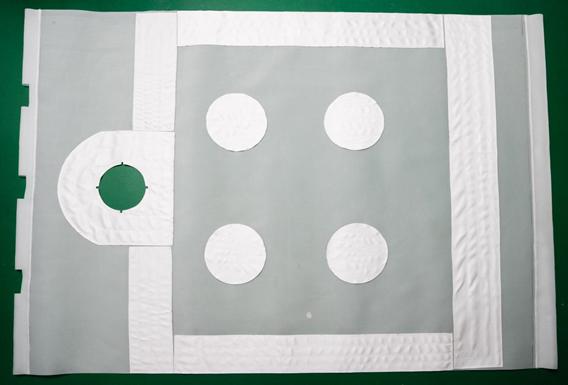 卧式板框过滤布